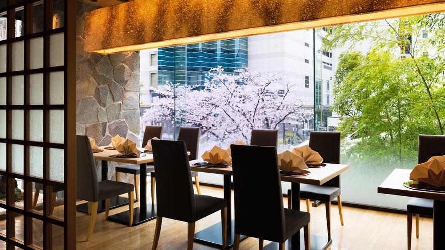 日本料理 花むさし 2F