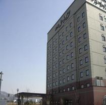 ◆ホテル全景(昼)◆