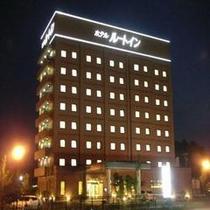 ◆ホテル全景(夜)◆