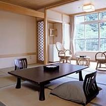 お部屋によって造りや眺めが異なります。