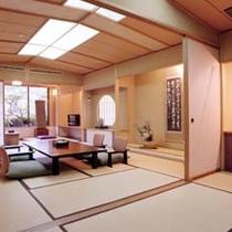 和室10畳2間のお部屋(バストイレ付)