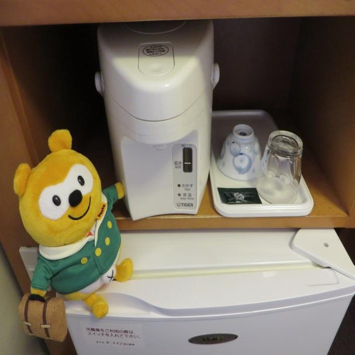 ◆冷蔵庫周り◆空の冷蔵庫のほか必要な備品をご準備してます