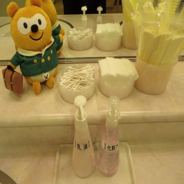 ◆女性大浴場備品◆どの年代の方にも使い勝手がよいものを準備してます