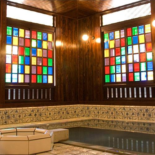 ■古総湯の浴室