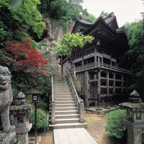 ■那谷寺 本堂