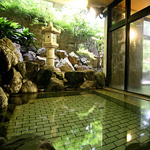 ■大浴場・長生殿の露天風呂