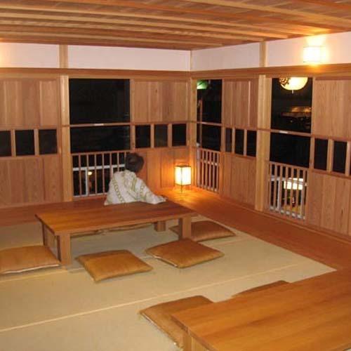 ■古総湯休憩室