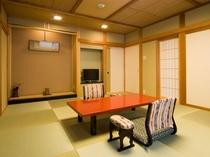 露天風呂付客室10畳「紫苑」