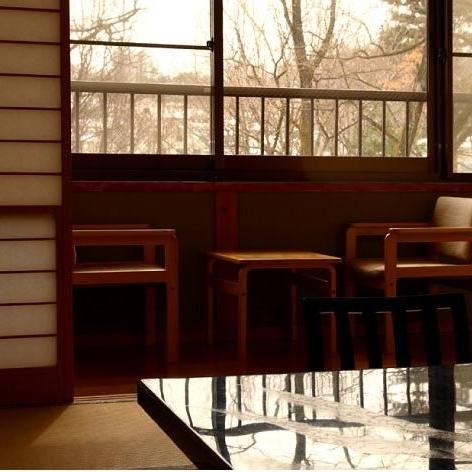 石蕗 和室10畳+広縁2