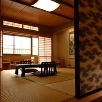 石蕗 和室10畳+広縁1