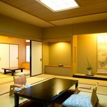 新館鳳凰・和洋特別室 お部屋/一例