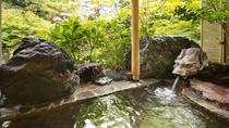 桃山庵和洋室 白玉の間/源泉露天風呂