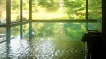 大浴場・源泉