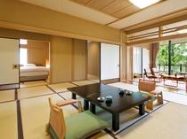【新館鳳凰・ベッド付き特別室 お部屋一例】