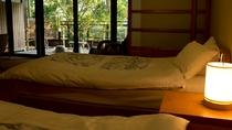 鳳凰和洋室/ベッドルルーム
