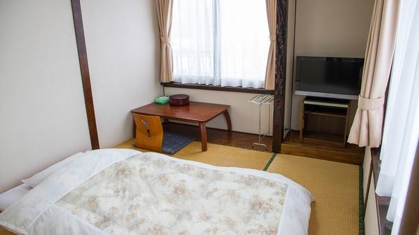 <禁煙>和室4.5畳/バス・トイレ共同