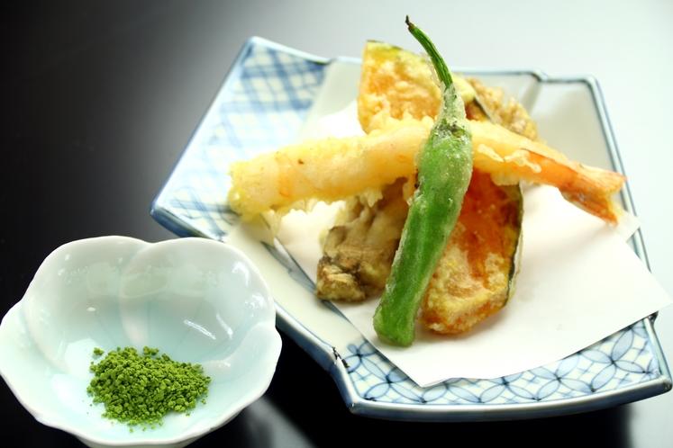 ・夕食 一例【揚げ物】