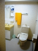 別館 トイレ・洗面