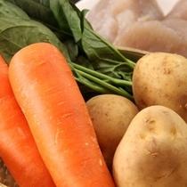 食材_自家製野菜