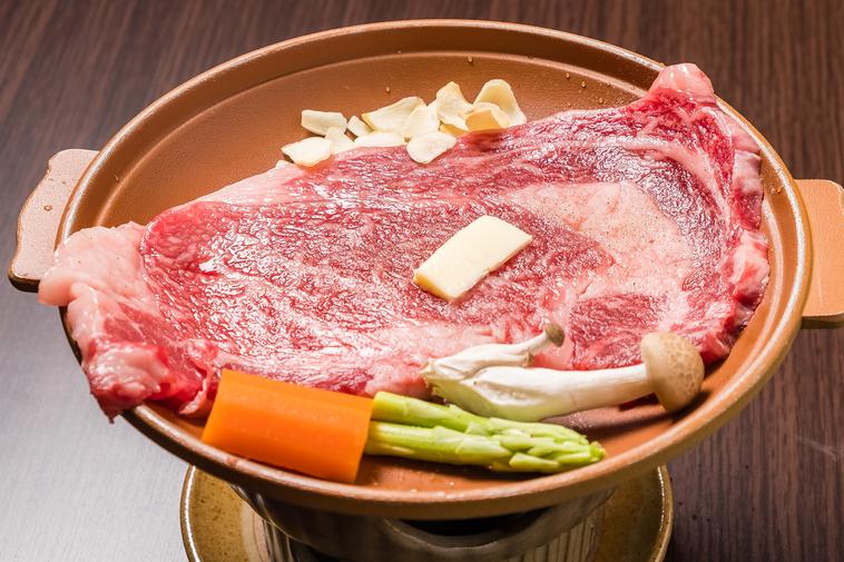 ♪ステーキ