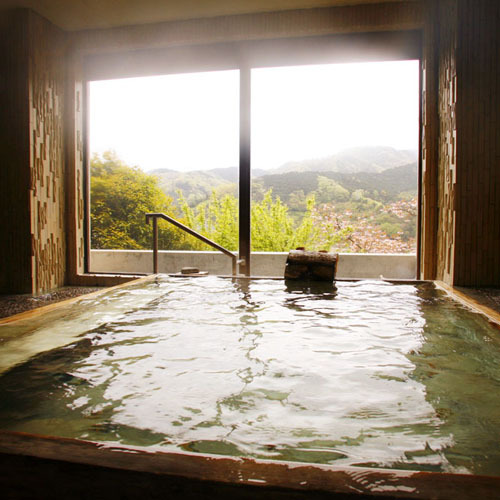 古代檜風呂