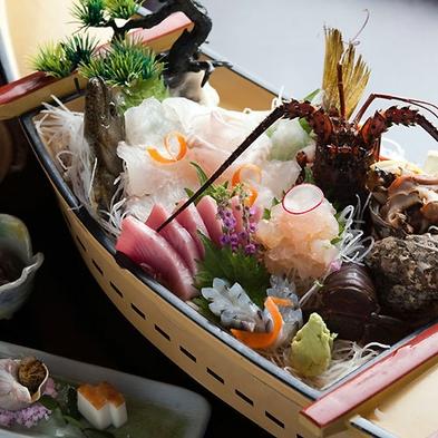 【祝令和・食材】メイン食材3種から2品選べる海鮮炭火焼会席DXプラン