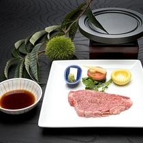 *足柄牛ステーキ