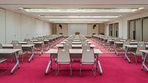 *大会議場(カトレアホール)/メインのコンベンションホール。3分割でのご利用も可