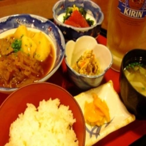 ◆2食付プラン定食一例◆