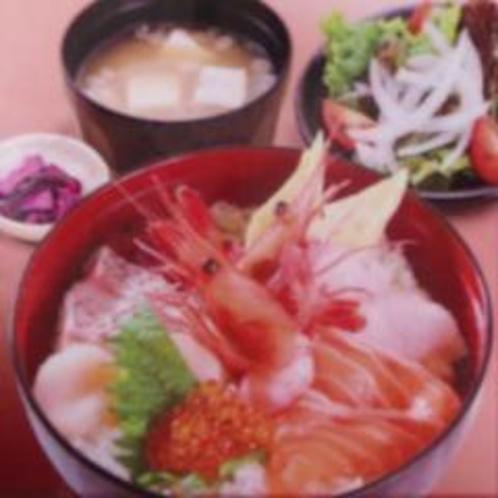 ◆海鮮丼セット◆