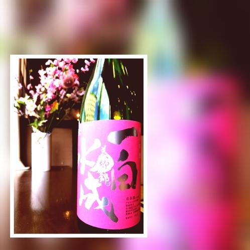 【2F:はなの夢】旬のお酒をほぼ毎日日本各地から仕入れ