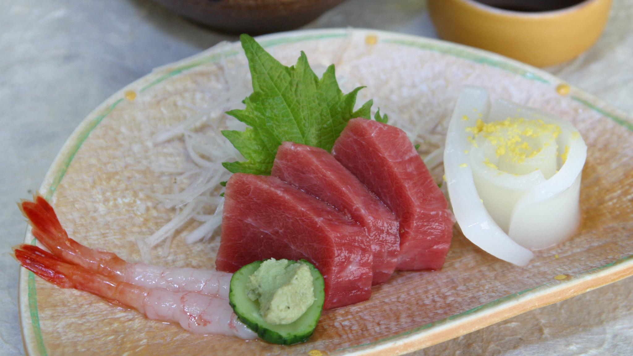 *夏のお食事一例