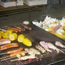 【5/1~10/31限定】BBQ★牛肉・手羽・つくね・ウインナーをお好みの焼き加減で