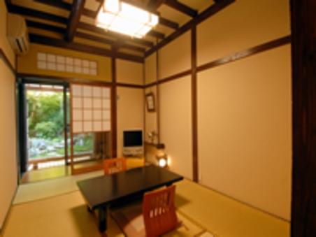 露天風呂付和室6畳(伊賀)