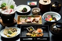 会席料理イメージ(部屋食)