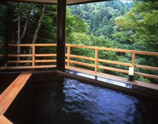 浴室(露天・半露天)