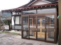 みづの荘の玄関3