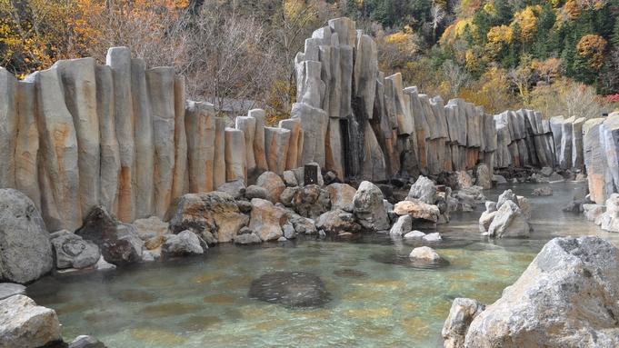 【秋冬旅セール】敷地面積200坪の混浴露天風呂を堪能/バイキング■