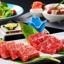 信州牛づくし特別和食会席膳2(イメージ)