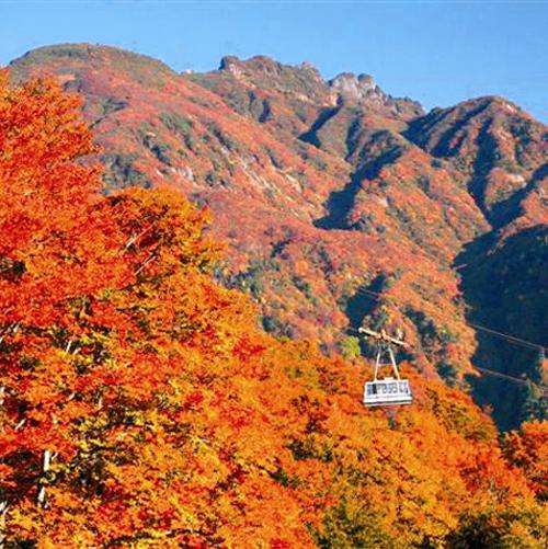 八海山ロープウェ-