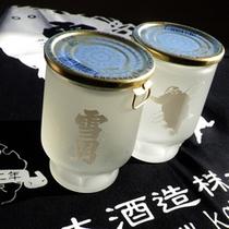 雪男ワンカップ