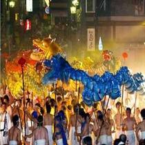 ● 下呂温泉祭り ● 夏の名物祭り!!今こないともっといない!!