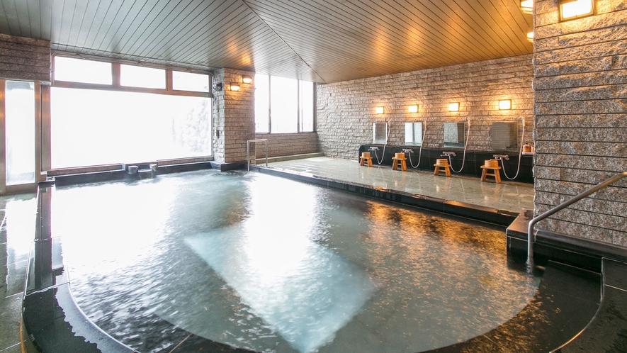 *● 楽しみ ● 下呂の楽しみの温泉。当館独自のお湯をお楽しみ下さい。