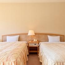 ⇒安眠 ゆったりとしたベッドと静かな空間でぐっすりとお眠り頂けます。
