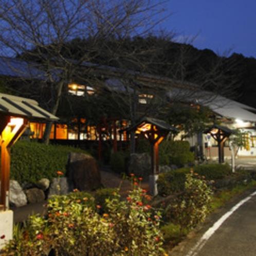 【外観】日本の原風景が残る山里でのんびりと休日をお過ごしください