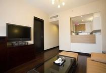 サービスアパートメントタイプの客室