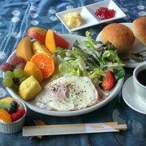 *ご朝食一例 イメージ