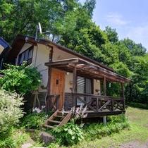 *【2~4名用コテージ】清里で貸別荘・コテージを満喫!充実設備で別荘気分をご堪能下さい。