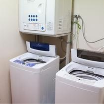 洗濯機・乾燥機の一例
