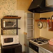 ・特別室111キッチン
